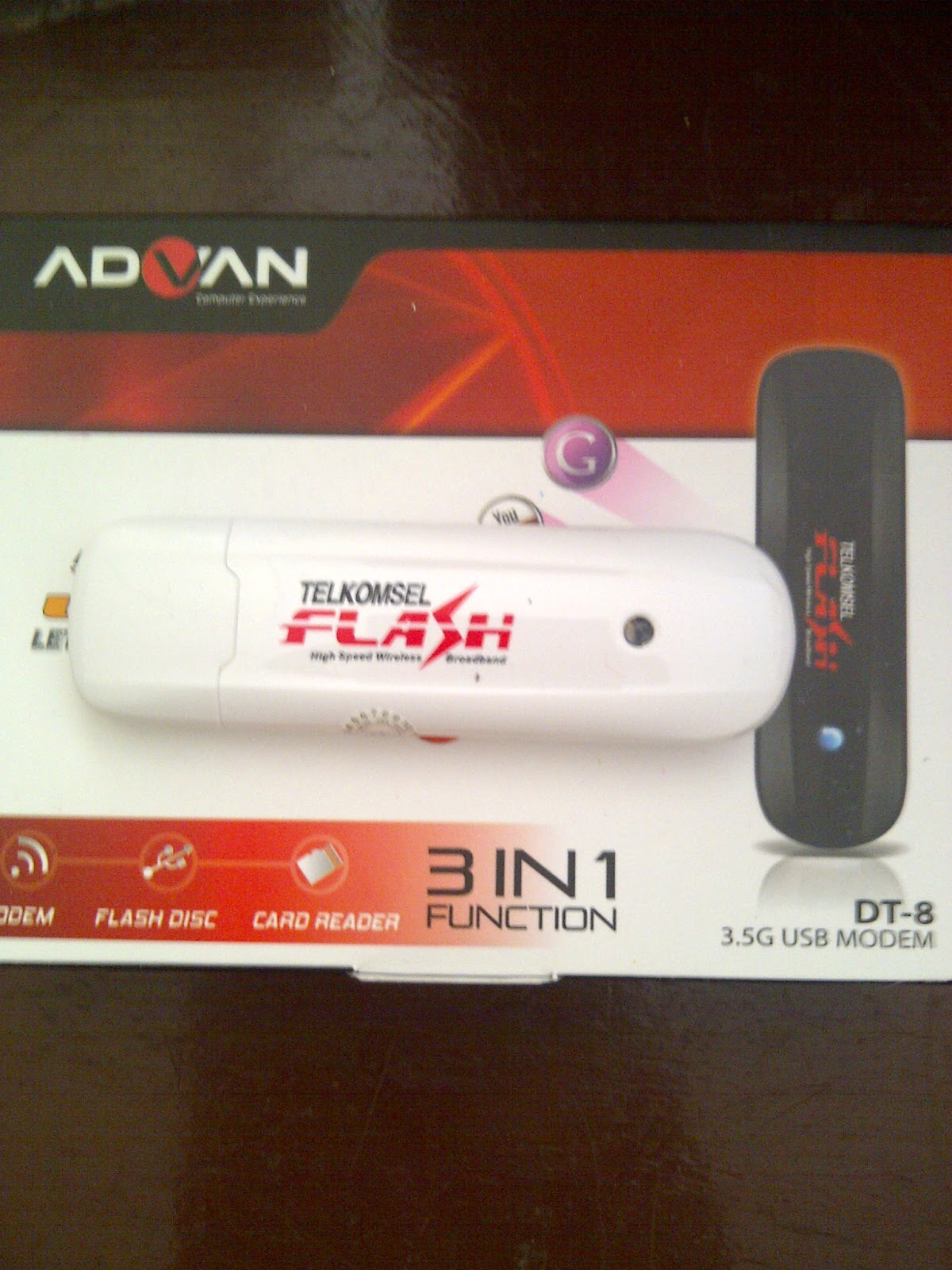telkomsel flash advan hsdpa usb modem download