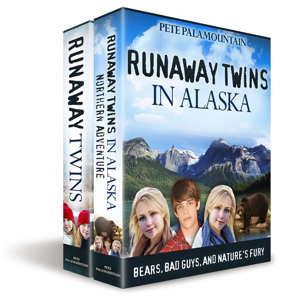 Box Set - Runaway Twins and Runaway Twins in Alaska