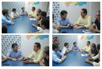 PSD tem novo representante em Limoeiro