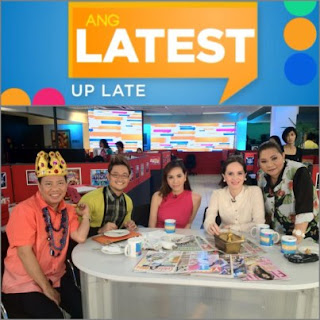 Ang Latest Up Late TV5