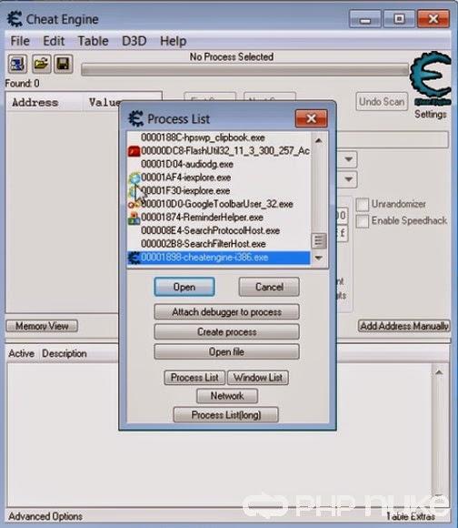 pagina oficial cheat engine idioma ingles licencia gratis cheat engine