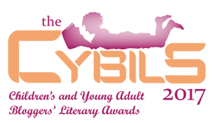 I am a 2017 Cybils Judge!