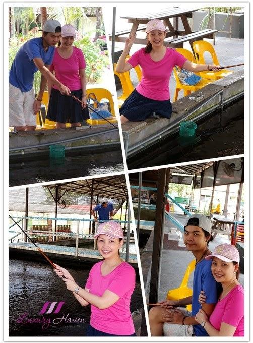 singapore lifestyle blogger reviews kranji farm resort prawning