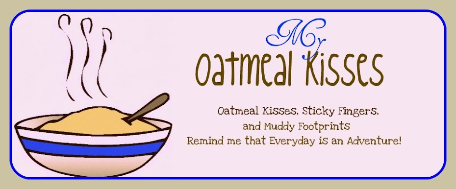 My Oatmeal Kisses