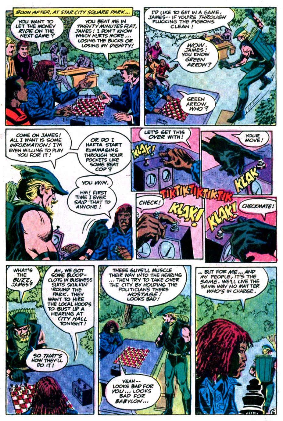 Detective Comics (1937) Issue #524 Page 23