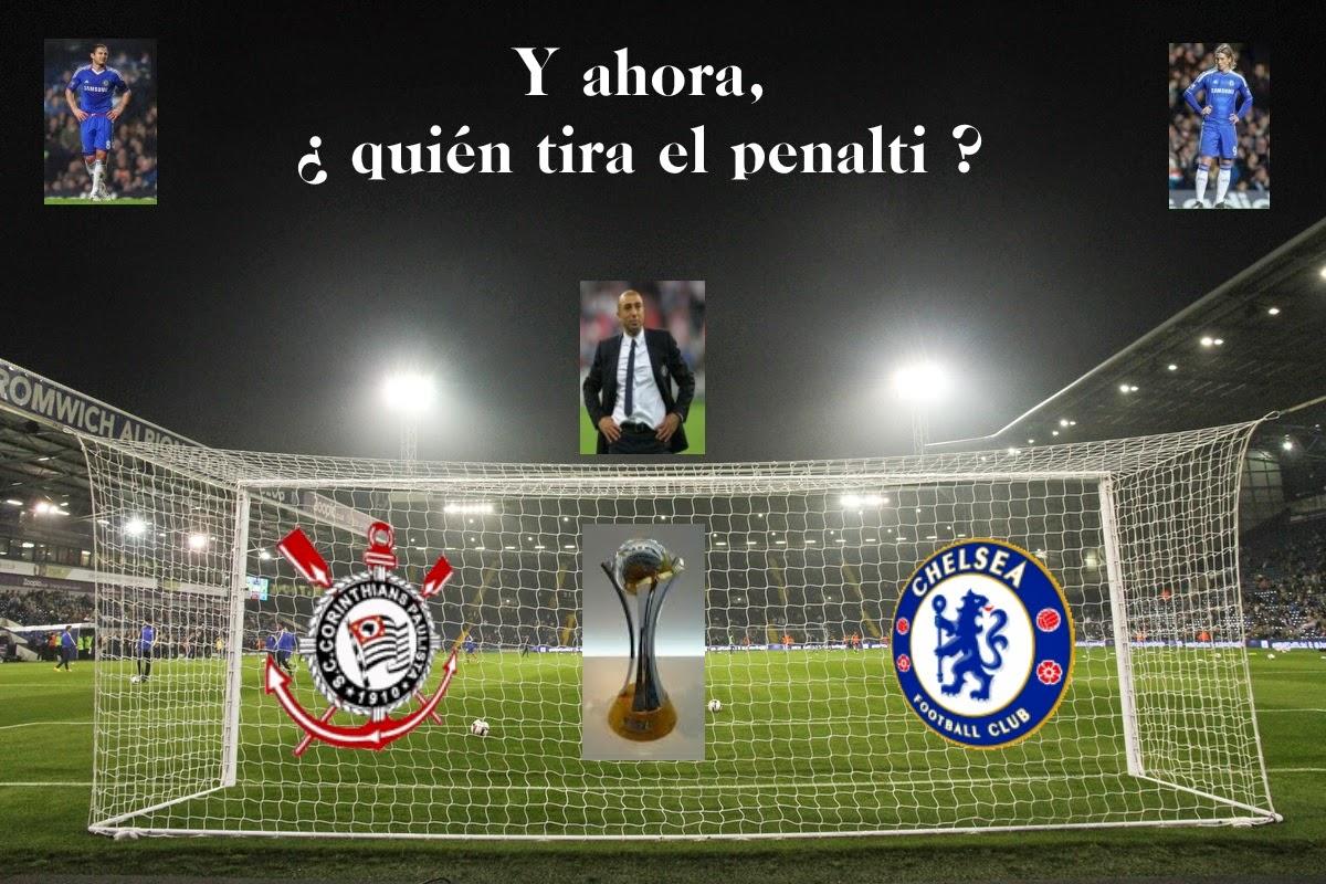Y ahora, ¿quién tira el penalti?