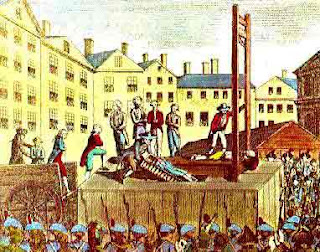 french revolution guillotine painting