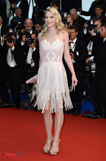 SARAH MARSHALL Pictures in tail Dress at 66th Annual Cannes Film Festival  0003