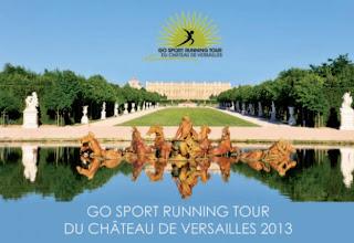 GO Sport Running Tour du Château de Versailles 2013