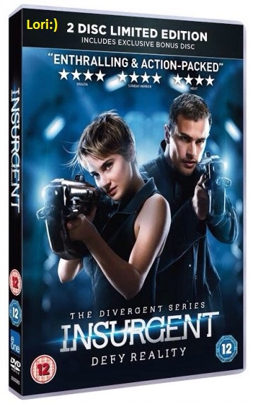 Insurgent (2015) WEBRip XviD MP3-RARBG