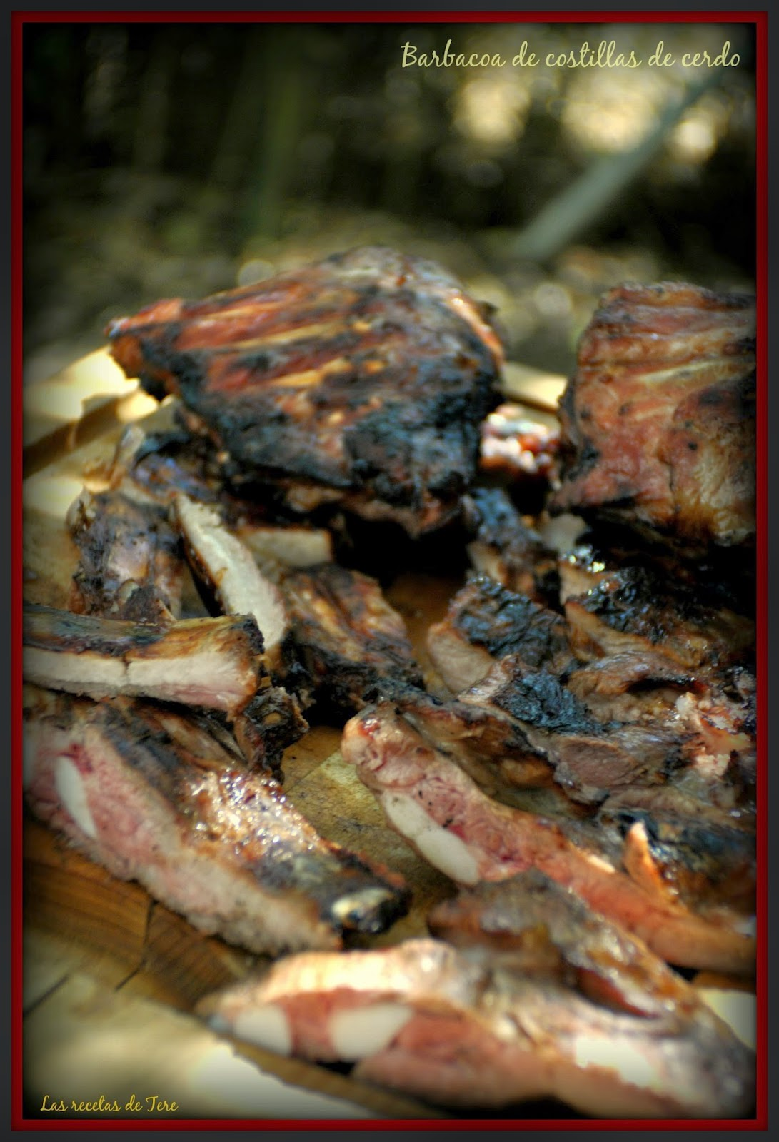 barbacoa de costillas de cerdo 03