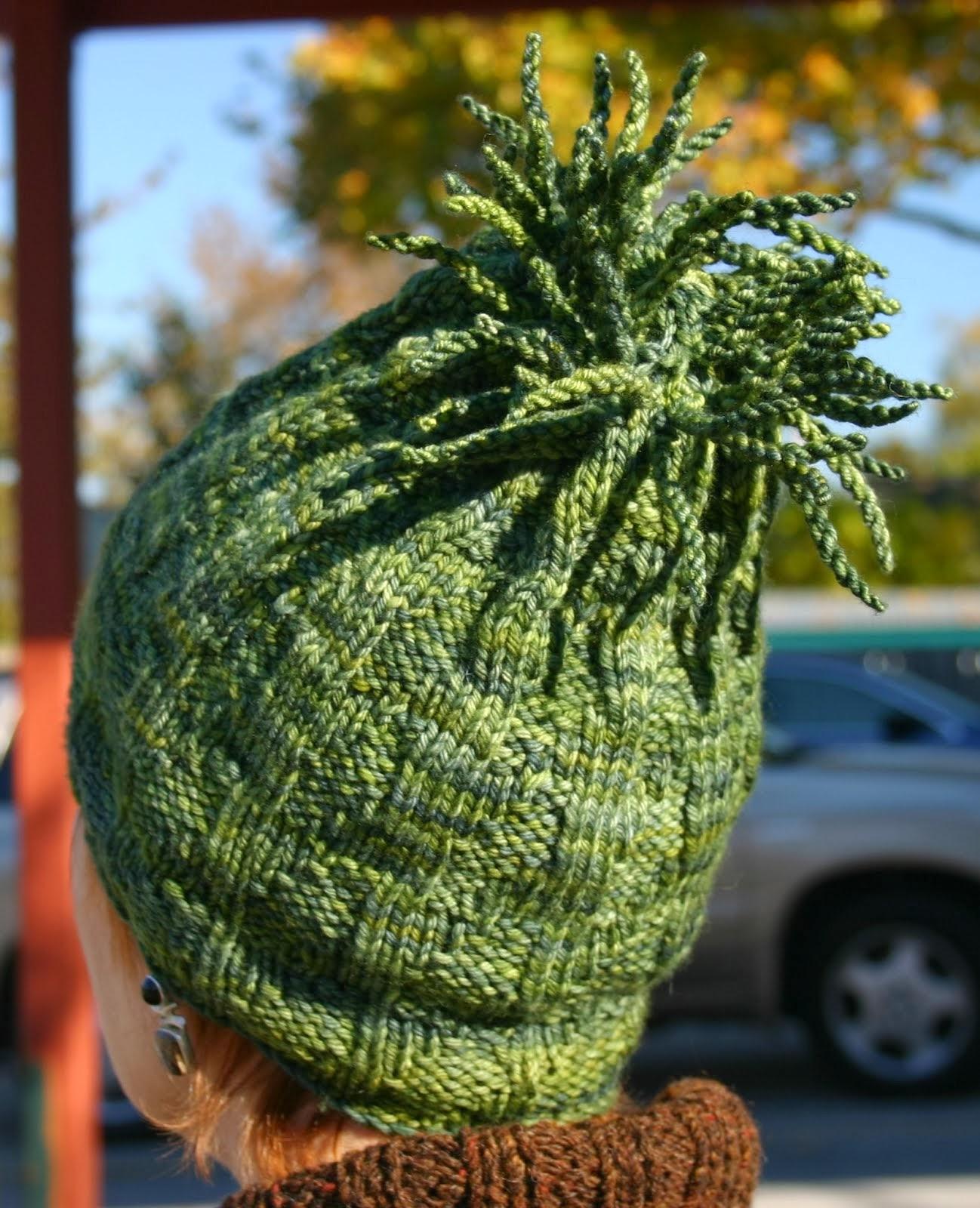 Seaweed & Anemones Hat