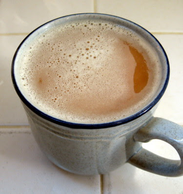 chai eggnog