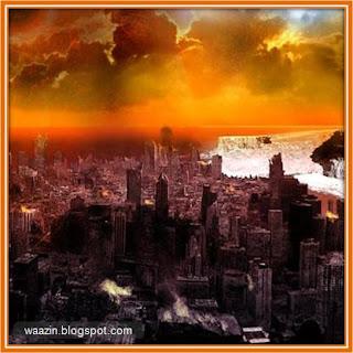 Peristiwa Kiamat - Dikisahkan Dalam Surah Al-Waqiah