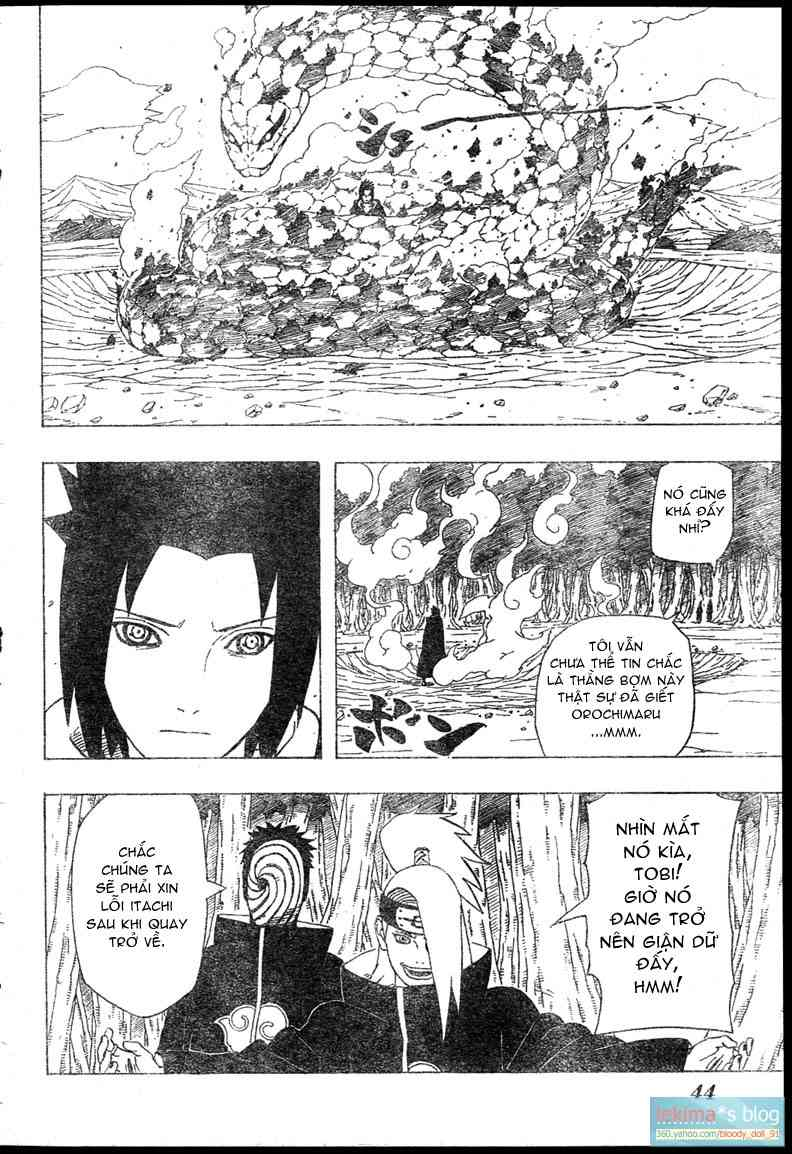 Naruto chap 356 Trang 15 - Mangak.info