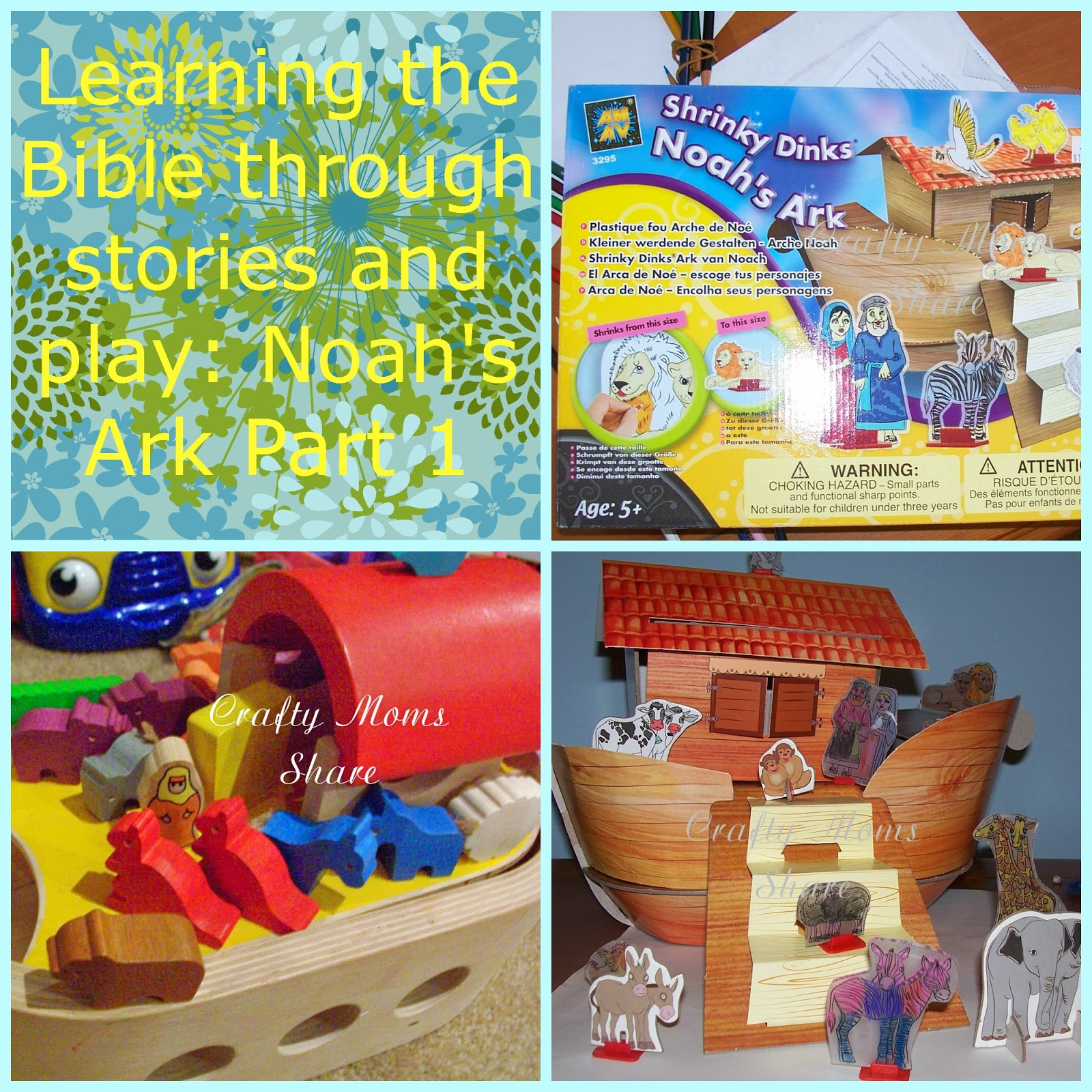crafty moms share noah u0027s ark