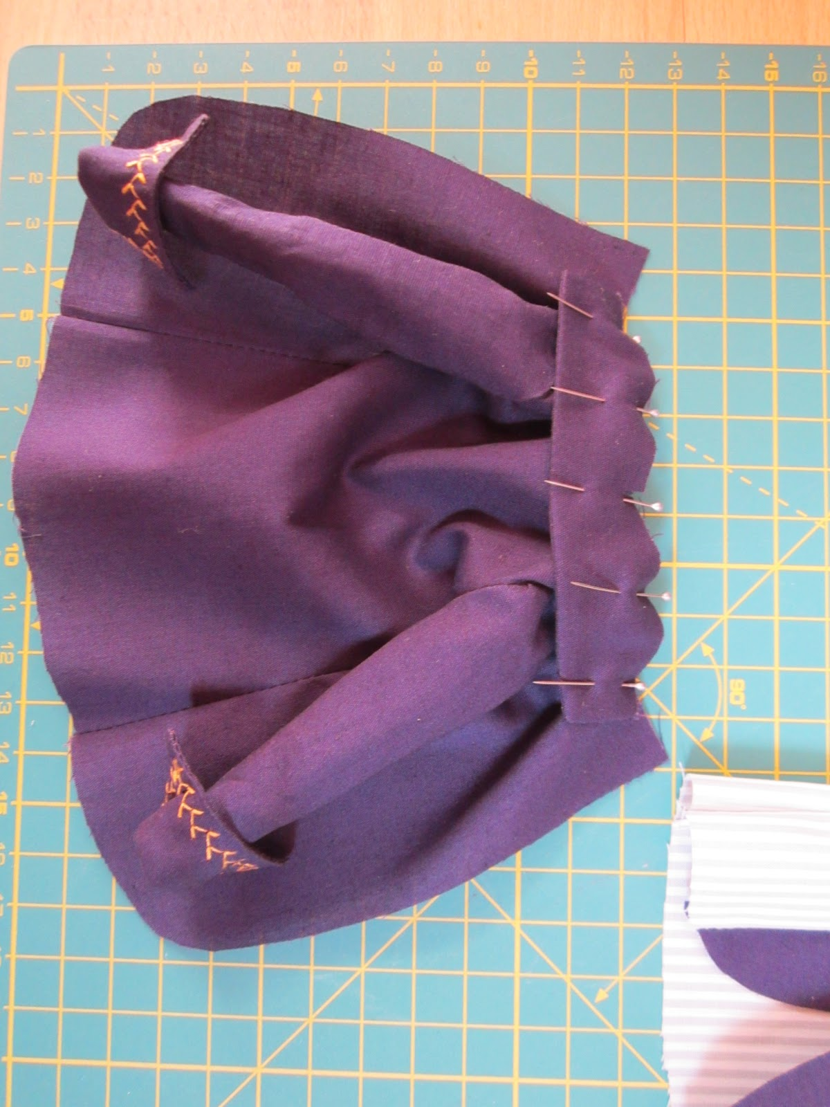 Как пришить подкладку к юбке 9