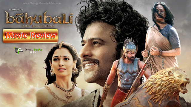 Baahubali Movie Review | Rajamouli | Prabhas | Rana | Anushka