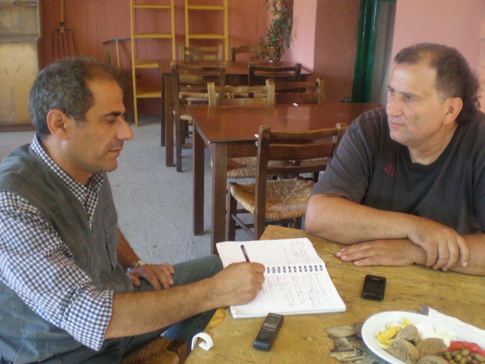 12 Ιουνίου 2015. Σε έρευνα για την καταστροφή της ζωικής παραγωγής της Κρήτης