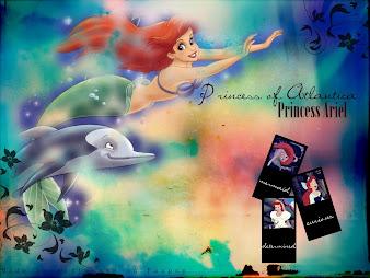 #1 Ariel Wallpaper