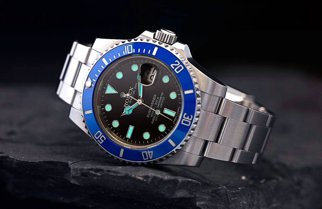 Welcome to of jake 39 s rolex world magazine optimized for ipad and for Submariner rolex blue