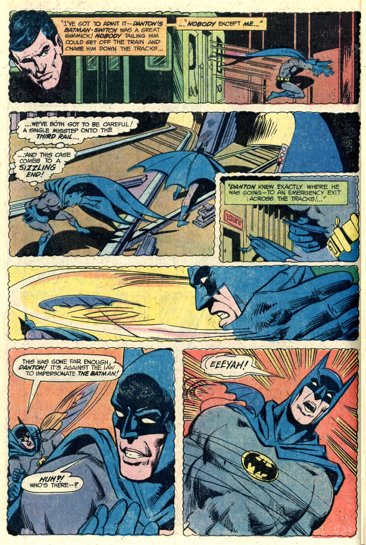 Detective Comics (1937) Issue #467 Page 11