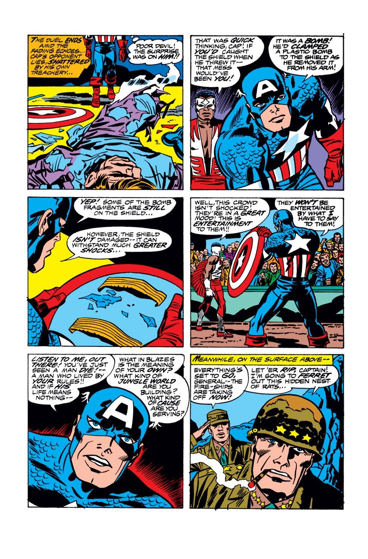 Captain America (1968) Issue #197 #111 - English 6
