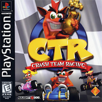 Crash Team Racing (CTR) PSX