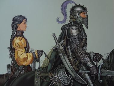 La Dama y el Caballero