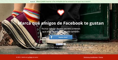elige la persona que te gusta en Facebook con Ledas.info - www.dominioblogger.com