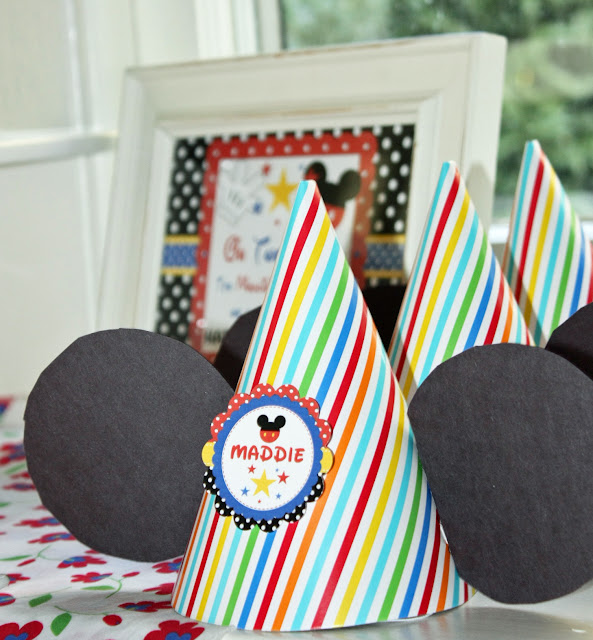 Scrumptious Swirls: Oh Too-Doodles!! A Mickey Mouse Birthday