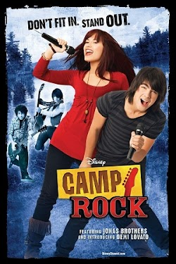 Trại Rock Mùa Hè - Camp Rock (2008) Poster