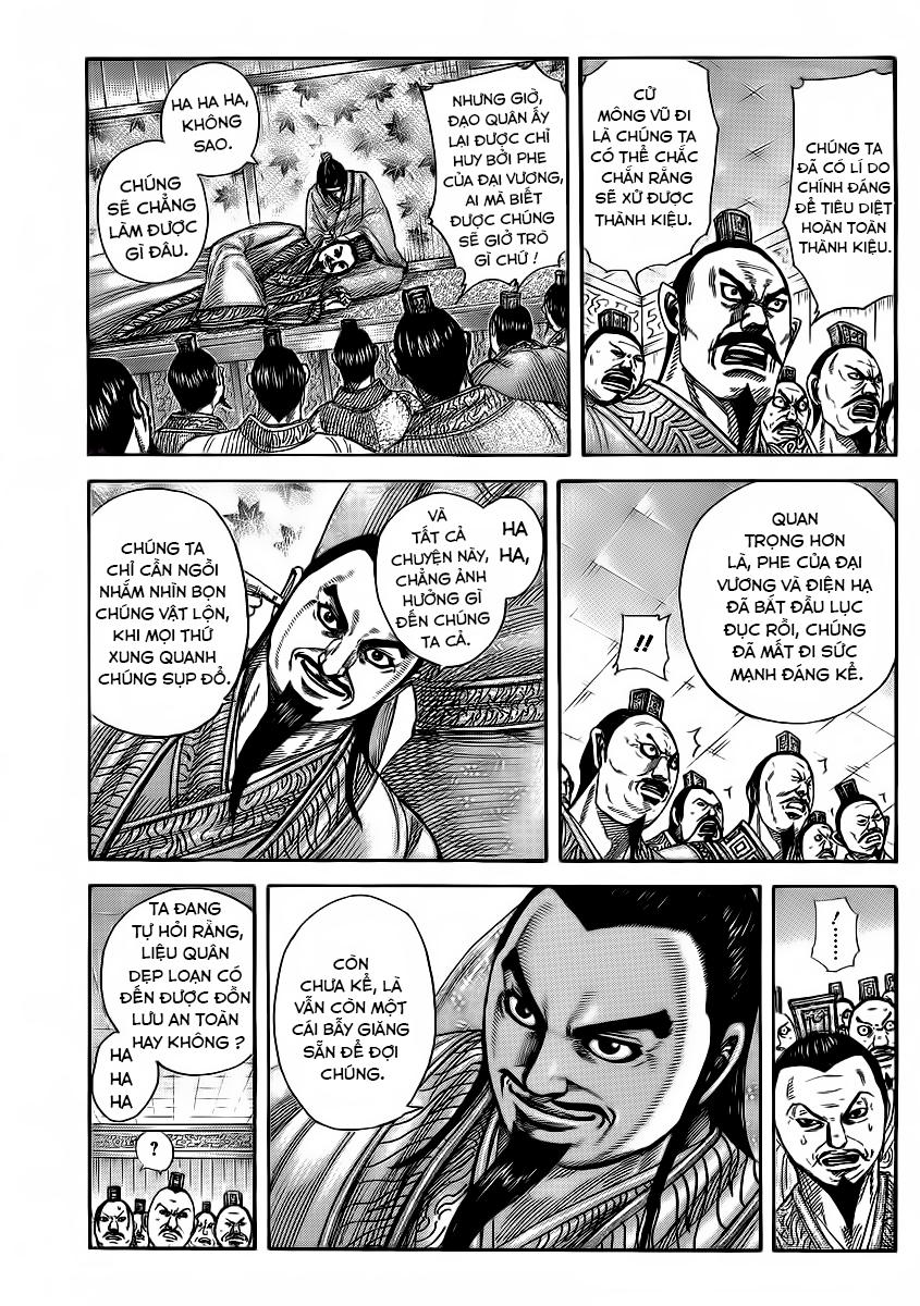 Kingdom - Vương Giả Thiên Hạ Chapter 372 page 9 - IZTruyenTranh.com