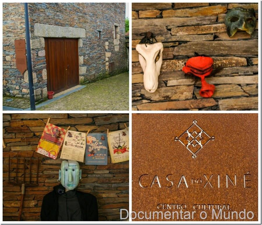 Casa do Xiné ; ComoDEantes; Aldeia preservada de Quintandona