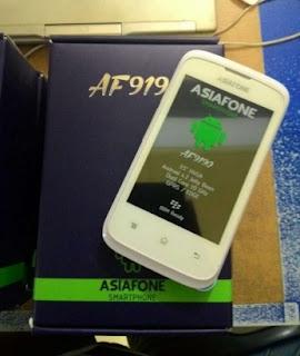 harga spek spesifikasi asiafone AF9190 situshp tabloid pulsa kaskus