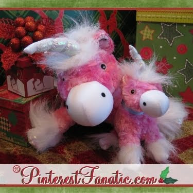 Zoobies, Blanket Pets, Uriel the Unicorn, Pillow Pet