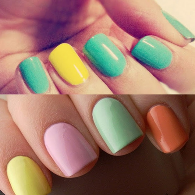 NAIL,¡A TODO COLOR!