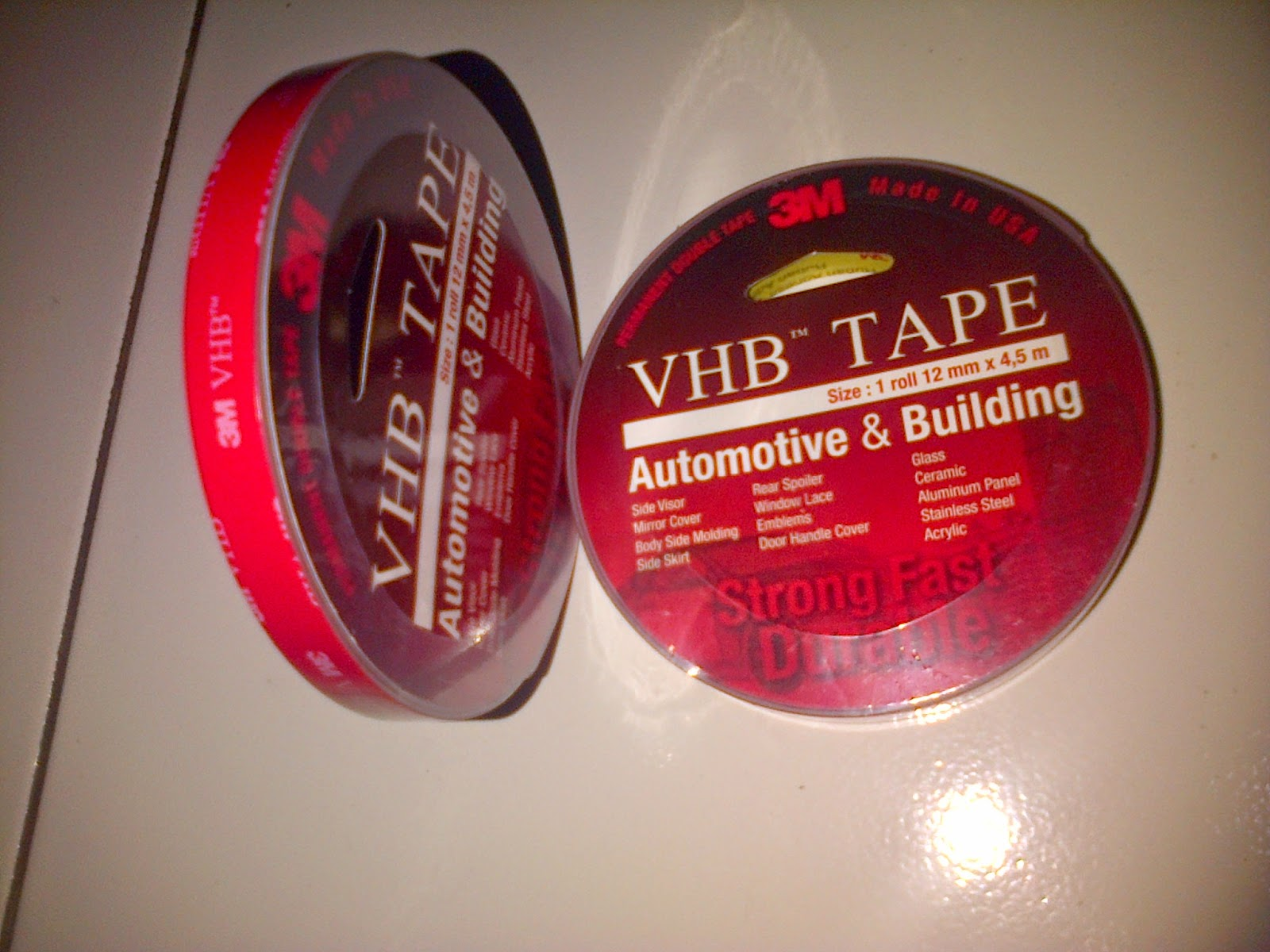 Double Tape VHB 3M