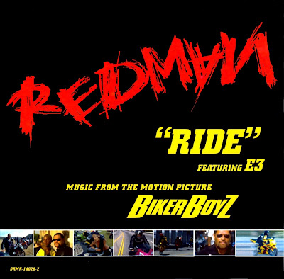 Redman Feat. E3 - Ride (BikerBoyz)-Promo-CDS-2003