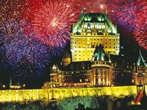 Quebec, 400 ans d'histoire
