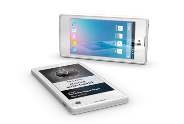 Picture of Yota - smartphone with 2 screens