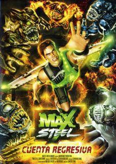 descargar Max Steel: Cuenta Regresiva – DVDRIP LATINO