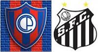 Cerro Porteño vs Santos en VIVO