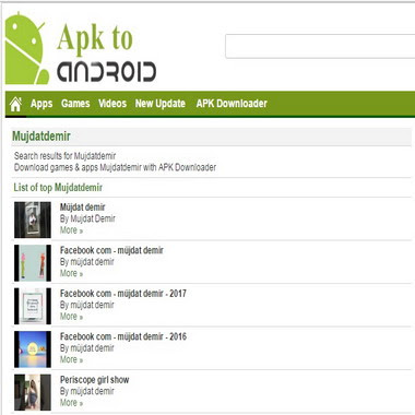 apkandroid site - play - list - mujdatdemir