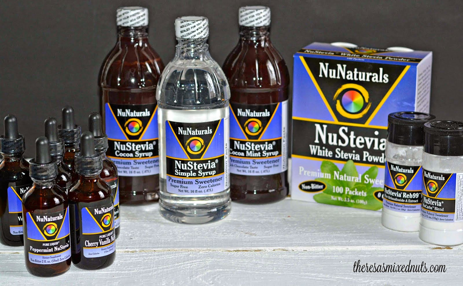 Enter To Win NuNaturals
