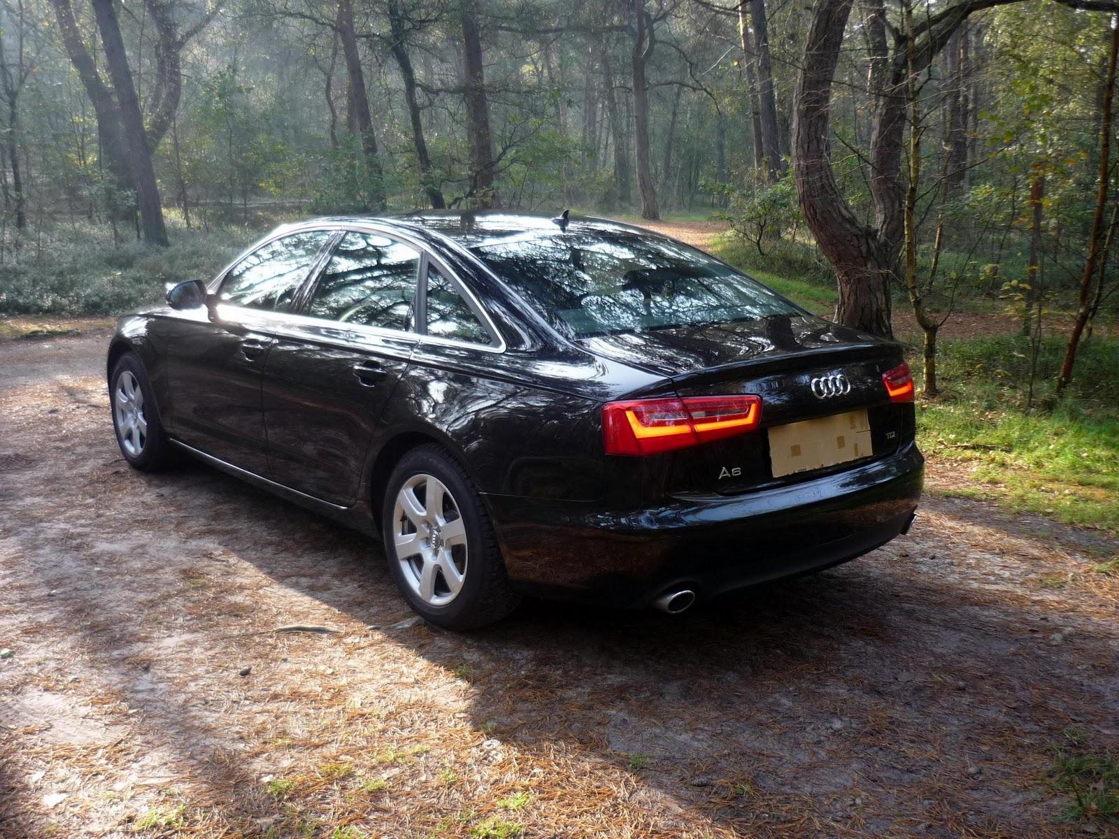 Bmw F11 Vs Audi A6 ✓ The Audi Car