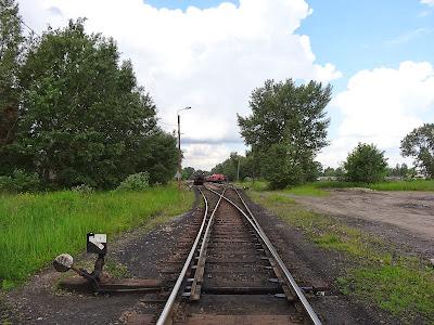 Bocznica kolejowa do PGNIG Termika Żerań