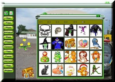 تحميل برنامج اضافة مؤثرات على الصور magic photo editor
