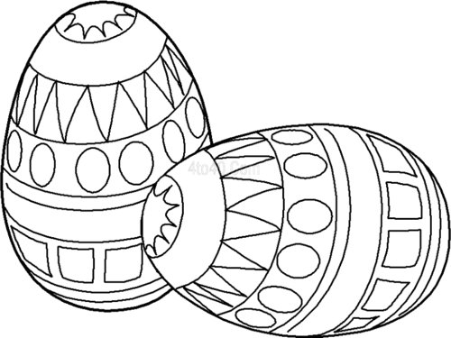 Printable Easter coloring pages Free Coloring Pages - easter egg printable coloring pages