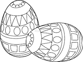 Chicken And Egg Coloring Pages